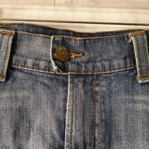 Women's Levi 549 low flare jeans size 12